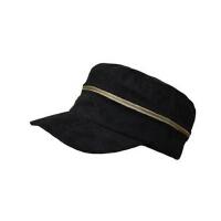 麂皮绒 韩版潮 遮阳帽子户外太阳帽  男士女士鸭舌帽