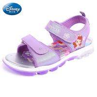 迪士尼凉鞋夏季儿童凉鞋2016夏季沙滩鞋男童鞋女童休闲运动鞋