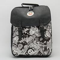 【当当自营】Paul Frank大嘴猴 PL0155街头涂鸦-休闲书包    单个销售
