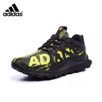 adidas阿迪达斯2017新款男大童vigor bounce j跑步鞋  BB7108