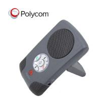 【正品行货】宝利通(POLYCOM)CX100 个人桌面USB电话 音视频会议全向麦克风,兼容于各类视讯软件,适合于3-5人小型会议,便携出差会议