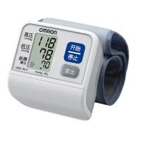 欧姆龙电子血压计HEM -8611 配电池  智能腕式 电子血压计 高压警示 30次记忆功能