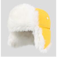 男女儿童帽子秋冬款潮卡通儿童加厚保暖护耳帽 雷锋帽  适合2-4岁