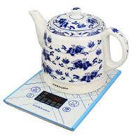 Royalstar/荣事达 TC10-13M陶瓷电热水壶保温茶壶304不锈钢烧水壶