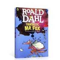 进口英文原版正版 Fantastic Mr Fox 了不起的狐狸爸爸Roald Dahl罗尔德达尔青少年儿童文学小说书籍小学生课外阅读物儿童故事书
