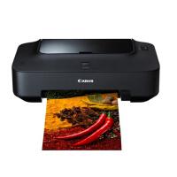 佳能(Canon)iP2780 黑白彩色喷墨照片打印机 学生家用打印机 支持无边距打印