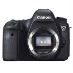 Canon/佳能 EOS 6D 单机 对焦点数 11点 像素 1800万 全画幅 内置WIFI 专业单反