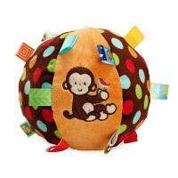 美国Taggies超柔软 摇铃球类玩具 婴幼儿玩具 毛绒球玩具 进口
