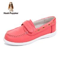 暇步士童鞋男童鞋真皮透气休闲鞋鞋儿童童鞋女童鞋P60261A