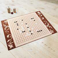 惠多休闲地毯 围棋 100*130厘米地毯地垫 儿童地毯 宝宝地毯