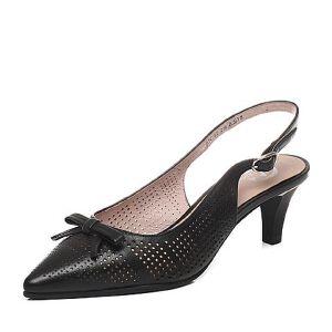 BATA/拔佳春季专柜同款小牛皮女凉鞋AN702AH6