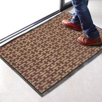 享家梧桐防滑脚垫除尘垫50*80�M大门口入户进门地毯门厅门垫地毯地垫