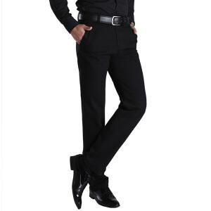 1号牛仔 男装春季新品时尚棉质休闲裤长裤商务直筒男裤