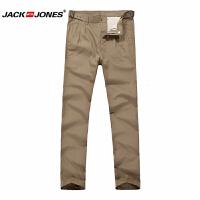 JACK&JONES杰克琼斯商务休闲裤 时尚长裤-31-4-1-2*214002081