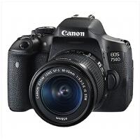 【佳能专卖】佳能EOS750D(18-55mm f/3.5-5.6 IS STM)单反相机2416万像素