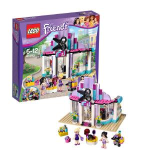 [当当自营]LEGO 乐高 Friends好朋友系列 心湖城美发沙龙 积木拼插儿童益智玩具 41093