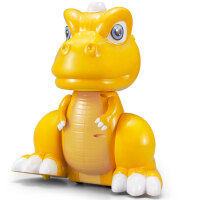 锋源 智能遥控恐龙玩具 可充电行走电动恐龙模型玩具颜色*28302