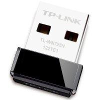 TP-Link 普联 TL-WN725N 微型150M USB无线网卡 随身WIFI 越360小米 无线上网卡