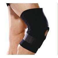 男女长登山跑步专业运动护具  弹簧护膝保暖透气加压