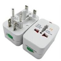 转换插头 通出国转换插座 多功能电源转换器 英标欧标美