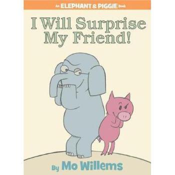 【预订】I Will Surprise My Friend!