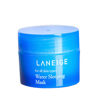 兰芝(LANEIGE)夜间锁水滋养睡眠免洗面膜 补水保湿