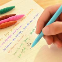 韩国文具24色 Monami慕那美3000 水笔 36色彩色中性笔勾线笔 草图笔 日记涂鸦好帮手