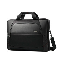 【当当自营】 新秀丽(Samsonite)时尚简约男士手提斜背行李包电脑包