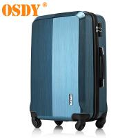 【可礼品卡支付】20寸OSDY品牌靓丽新款A51拉杆箱 旅行箱 短期出差旅游 登机箱 大气 20寸可登机