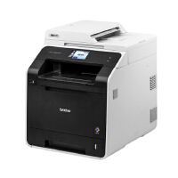 新品 兄弟MFC-L8650CDW彩色激光多功能一体机 支持兄弟L8650CDW一体机 加密打印机 加密一体机 dayi无线WiFi网络打印 自动双面打印/复印/扫描/传真 替代兄弟9840cdw