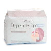 韩国MOTHER-K防溢乳垫一次性孕产妇防溢乳贴哺乳隔奶垫防漏108片