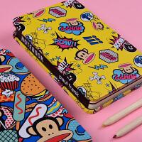 【当当自营】Paul Frank大嘴猴 PL0445波普卡通-铁艺本 颜色图案随机 单个销售