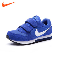 Nike/耐克童鞋2017年新品年男女童慢跑鞋小童运动休闲鞋807317 406