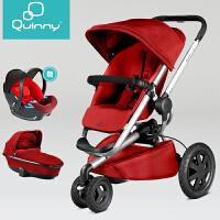 【支持礼品卡】荷兰Quinny Buzz xtra高景观折叠三轮避震婴儿推车 双向高端宝宝童车
