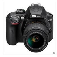 Nikon/尼康 D3400套机 AF-P(18-55)VR防抖镜头入门级数码单反相机