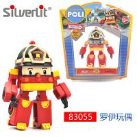 [当当自营]Silverlit 银辉 POLI系列 罗伊玩偶 SVPOLI83055STD