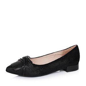 BATA/拔佳丝绒布女单鞋51918CQ6
