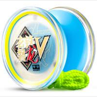 奥迪双钻 yoyo球悠悠球火力少年王传奇再现 男孩溜溜球 儿童动漫玩具
