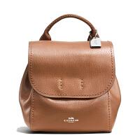 【当当自营】蔻驰(COACH)新款时尚女士迷你小背包双肩包可手提单肩包女包 F59819