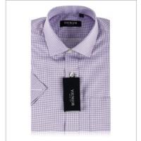 YOUNGOR雅戈尔衬衫男士正品商务纯棉 男士修身免烫短袖衬衫SDP16650-32Y