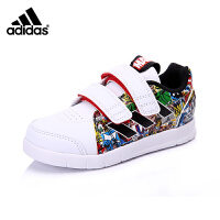 Adidas/阿迪达斯童鞋2016年秋冬男童运动鞋婴童休闲贝壳鞋S81904