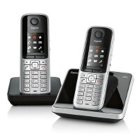 Gigaset集怡嘉 原Siemens S910  数字无绳来电显示中文彩电 免提电话机 顺丰包邮