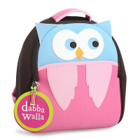 美国Dabbawalla瓦拉包 宝宝双肩背包男女幼儿园婴儿童可爱小书包