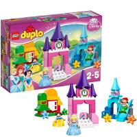 [当当自营]LEGO 乐高 duplo得宝系列 迪斯尼公主 集锦 积木拼插儿童益智玩具 10596