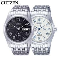 CITIZEN西铁城手表复古正品畅销款机械表男表NH8240-57AB/NH8240-57EB