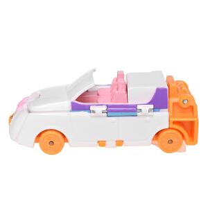 [当当自营]BANDAI 万代 反反变身车-唐老鸭小车变身黛西小车 BANC74002