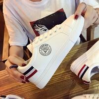 2016春秋新款女鞋平底透气帆布鞋韩版运动跑步鞋系带休闲鞋板鞋潮06NX