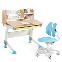 2平米精灵枫桦实木儿童学习桌椅套装90小居室必备良品