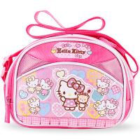 Hello Kitty凯蒂猫 儿童斜挎包女孩单肩包女童卡通小包迷你款671275