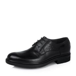 Belle/百丽专柜同款牛皮男单鞋3XN01DM5